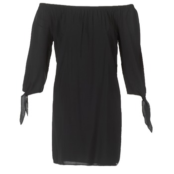 textil Dam Korta klänningar Les Petites Bombes ARIN Svart