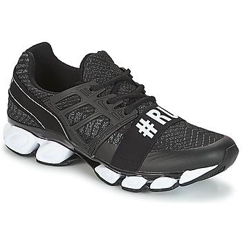 Skor Herr Sneakers Philipp Plein Sport U TURN ME ON LOVE Svart