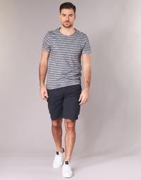 textil Herr Shorts / Bermudas Schott TROLIMPO30 Marin