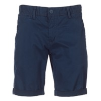 textil Herr Shorts / Bermudas Teddy Smith SHORT CHINO Marin