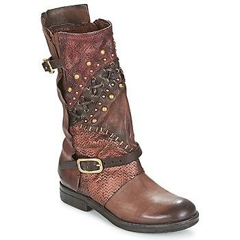 Skor Dam Boots Airstep / A.S.98 VERTI Choklad