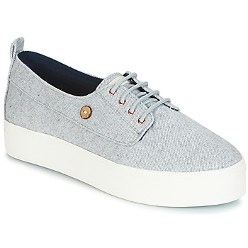 Skor Dam Sneakers Faguo FIGLONE01 Grå