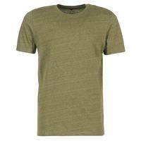 textil Herr T-shirts Jack & Jones TABLE CORE Kaki