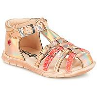 Skor Flick Sneakers GBB PERLE Rosa