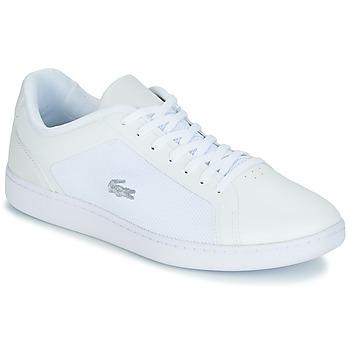 Skor Herr Sneakers Lacoste ENDLINER 317 1 Vit