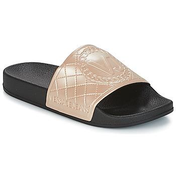 Skor Dam Flipflops Versace Jeans E0VRBSH1 Guldfärgad
