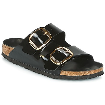 Skor Dam Tofflor Birkenstock ARIZONA BIG BUCKLE Svart