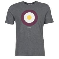textil Herr T-shirts Ben Sherman THE TARGET TEE Grå