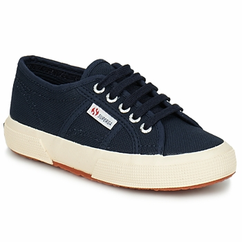 Skor Barn Sneakers Superga 2750 KIDS Marin