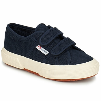 Skor Barn Sneakers Superga 2750 STRAP Marin