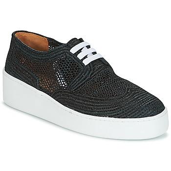 Skor Dam Sneakers Robert Clergerie TAYPAYDE Svart