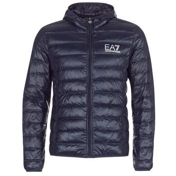 textil Herr Täckjackor Emporio Armani EA7 CORE ID 8NPB02 Marin