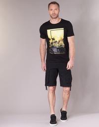 textil Herr Shorts / Bermudas Jack & Jones JJIANAKIN Svart