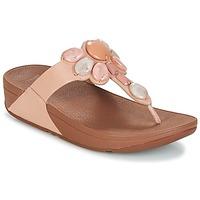 Skor Dam Flip-flops FitFlop HONEYBEE JEWELLED TOE Rosa