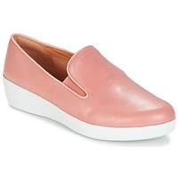 Skor Dam Slip-on-skor FitFlop SUPERSKATE Rosa