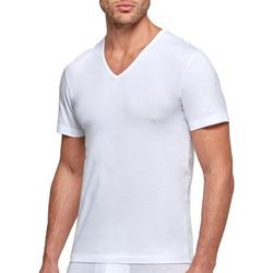 textil Herr T-shirts Impetus GO31024 26C Vit