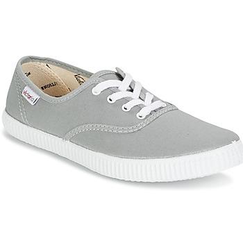 Skor Sneakers Victoria INGLESA LONA Grå