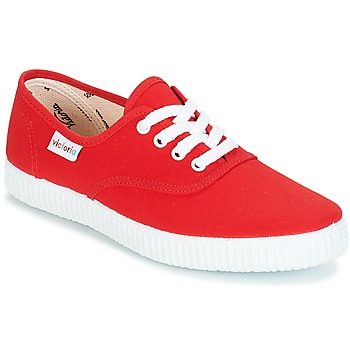 Skor Sneakers Victoria INGLESA LONA Röd