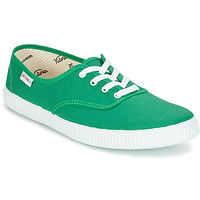 Skor Sneakers Victoria INGLESA LONA Grön