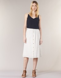 textil Dam kjolar Betty London INNATIMBO Benvit