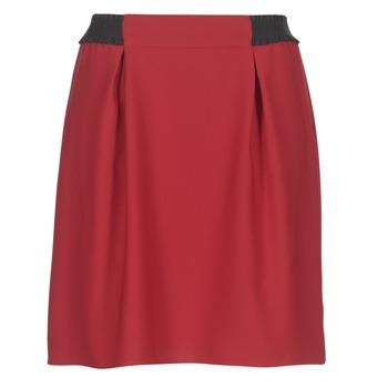 textil Dam kjolar Naf Naf KATIA Röd