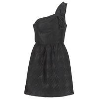 textil Dam Korta klänningar Naf Naf ECLAIR Svart