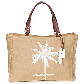 Väskor Dam Shoppingväskor Banana Moon ERIN MAHINA Natur