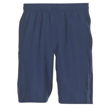 textil Herr Shorts / Bermudas Under Armour WOVEN GRAPHIC WORDMARK SHORT Blå
