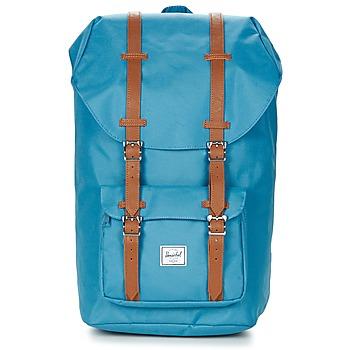 Väskor Ryggsäckar Herschel LITTLE AMERICA Blå