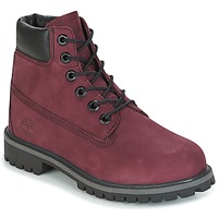 Skor Barn Boots Timberland 6 IN PREMIUM WP BOOT Rosa
