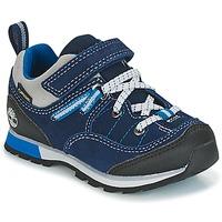 Skor Barn Sneakers Timberland GRIFFIN PARK LOW GTX Blå