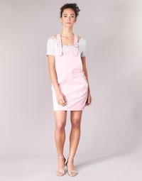 textil Dam Korta klänningar Vero Moda VMMALOU Rosa