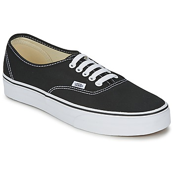 Skor Sneakers Vans AUTHENTIC Svart