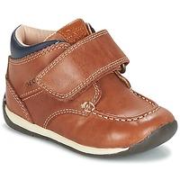 Skor Pojkar Sneakers Geox B EACH BOY Brun