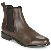Skor Dam Boots Betty London  Brun