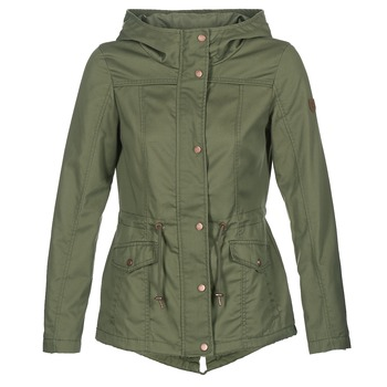 textil Dam Parkas Only NEW KATE Kaki