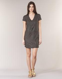 textil Dam Korta klänningar Only ANE MONEY Svart
