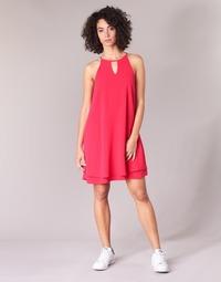 textil Dam Korta klänningar Only MARIANA Rosa
