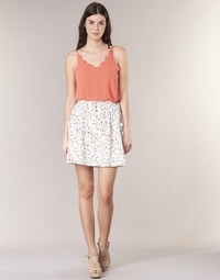 textil Dam kjolar Betty London INNAMA Vit