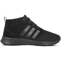 Skor Dam Höga sneakers adidas Originals CF Racer Mid Neo Svarta