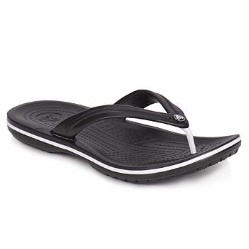 Skor Flip-flops Crocs CROCBAND FLIP Svart