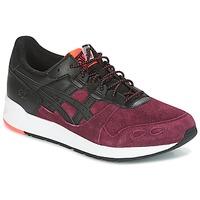 Skor Herr Sneakers Asics GEL-LYTE Svart / Bordeaux