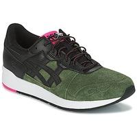 Skor Herr Sneakers Asics GEL-LYTE Svart / Kaki