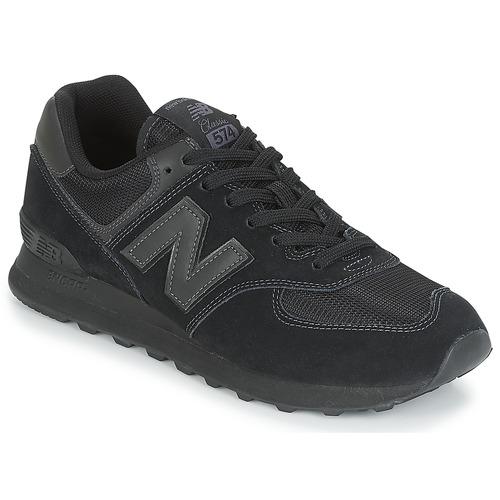 Skor Sneakers New Balance ML574 Svart