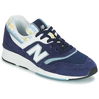 Skor Dam Sneakers New Balance WL697 Blå