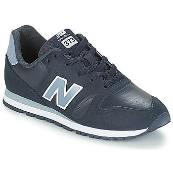 Skor Barn Sneakers New Balance KV373 Marin