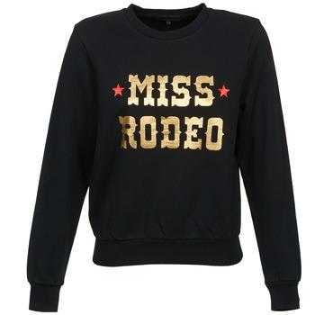 textil Dam Sweatshirts American Retro MIRKO Svart