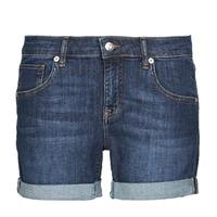 textil Dam Shorts / Bermudas Moony Mood INYUTE Blå / Mörk