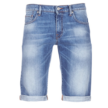 textil Herr Shorts / Bermudas Casual Attitude IXOLAK Blå / Ljus