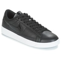 Skor Dam Sneakers Nike BLAZER LOW ESSENTIAL W Svart